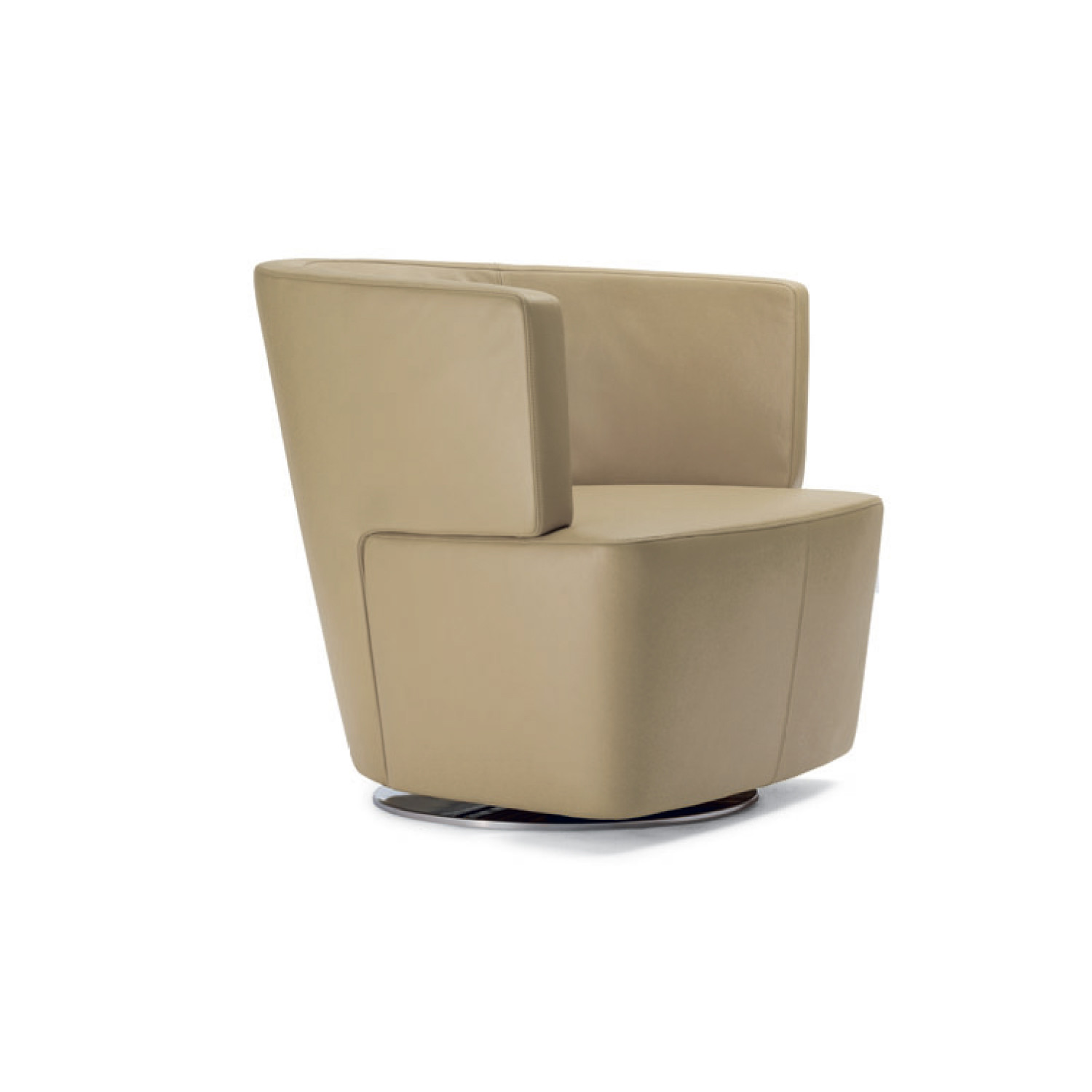 Joel Reception Armchair by Walter Knoll