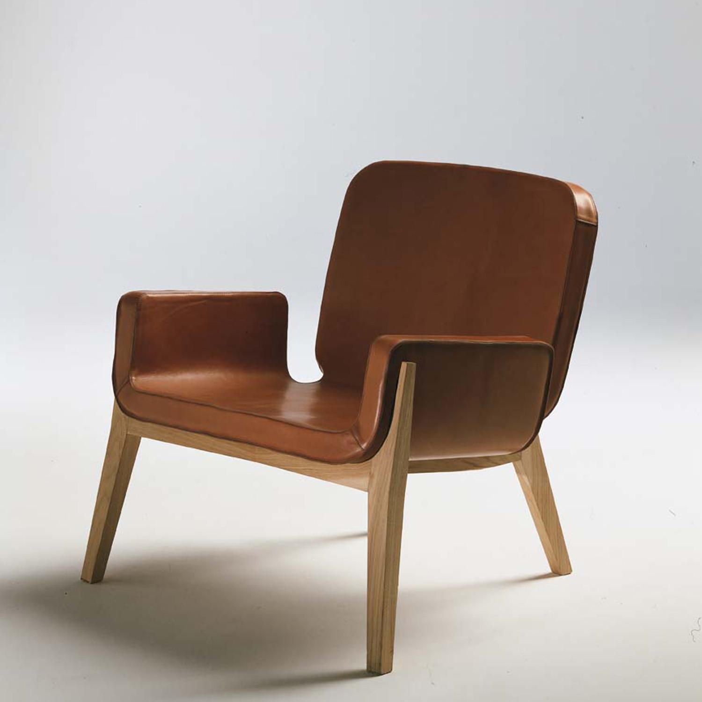 Jockey Chair by Poltrona Frau