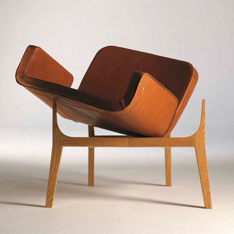 Jockey Contemporary Armchair