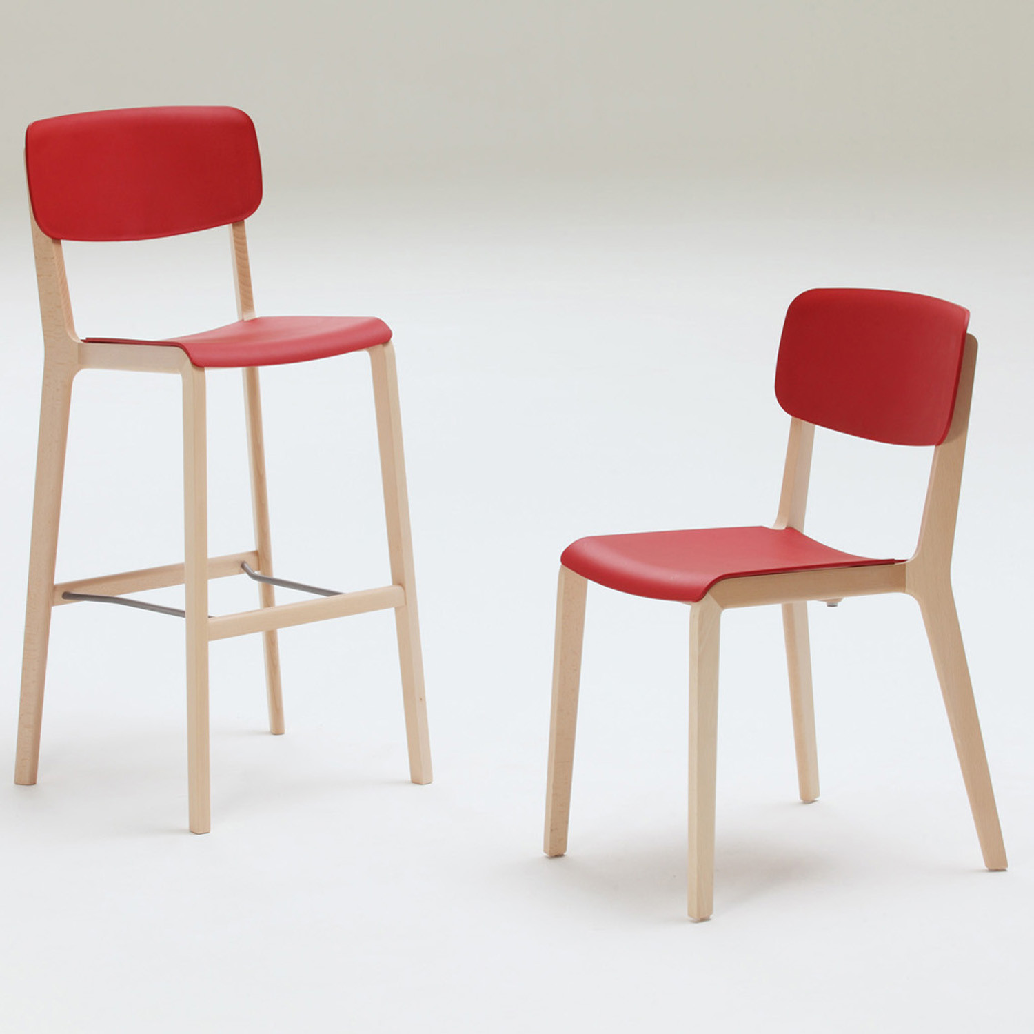 Jonty Barstool and Chair