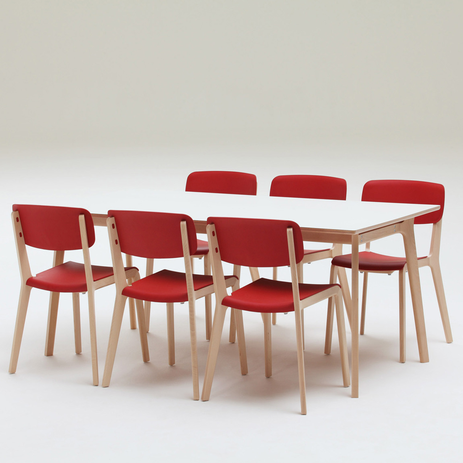 Jonty Dining Chairs and Dining Table