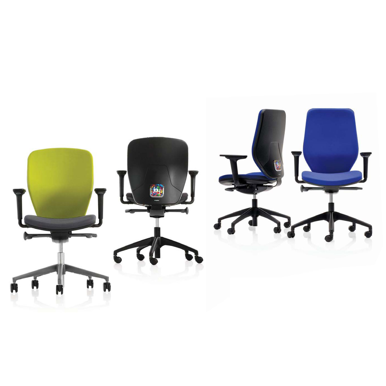 Joy Office Seating from Orangebox