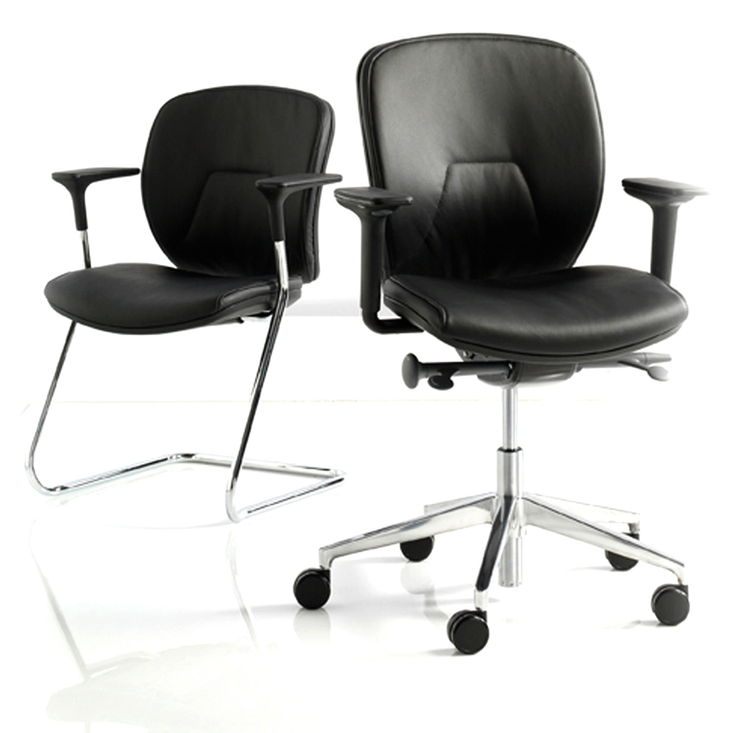Joy Task Chair and Joy Visitor Chair