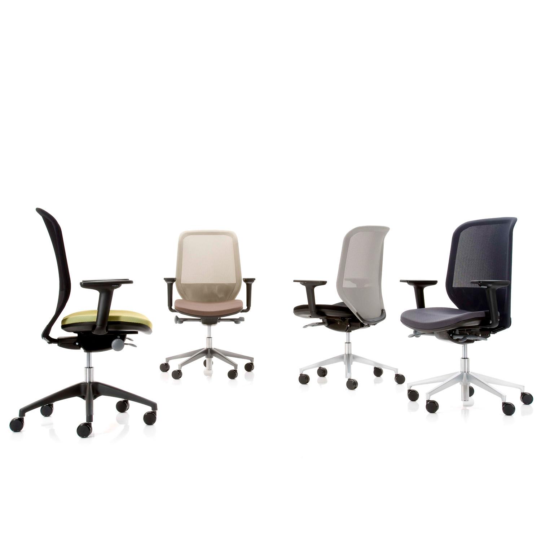 Joy Mesh Wheeled Chairs