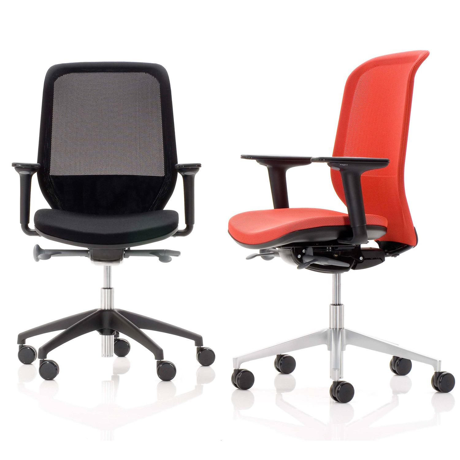 Joy Mesh Task Chairs