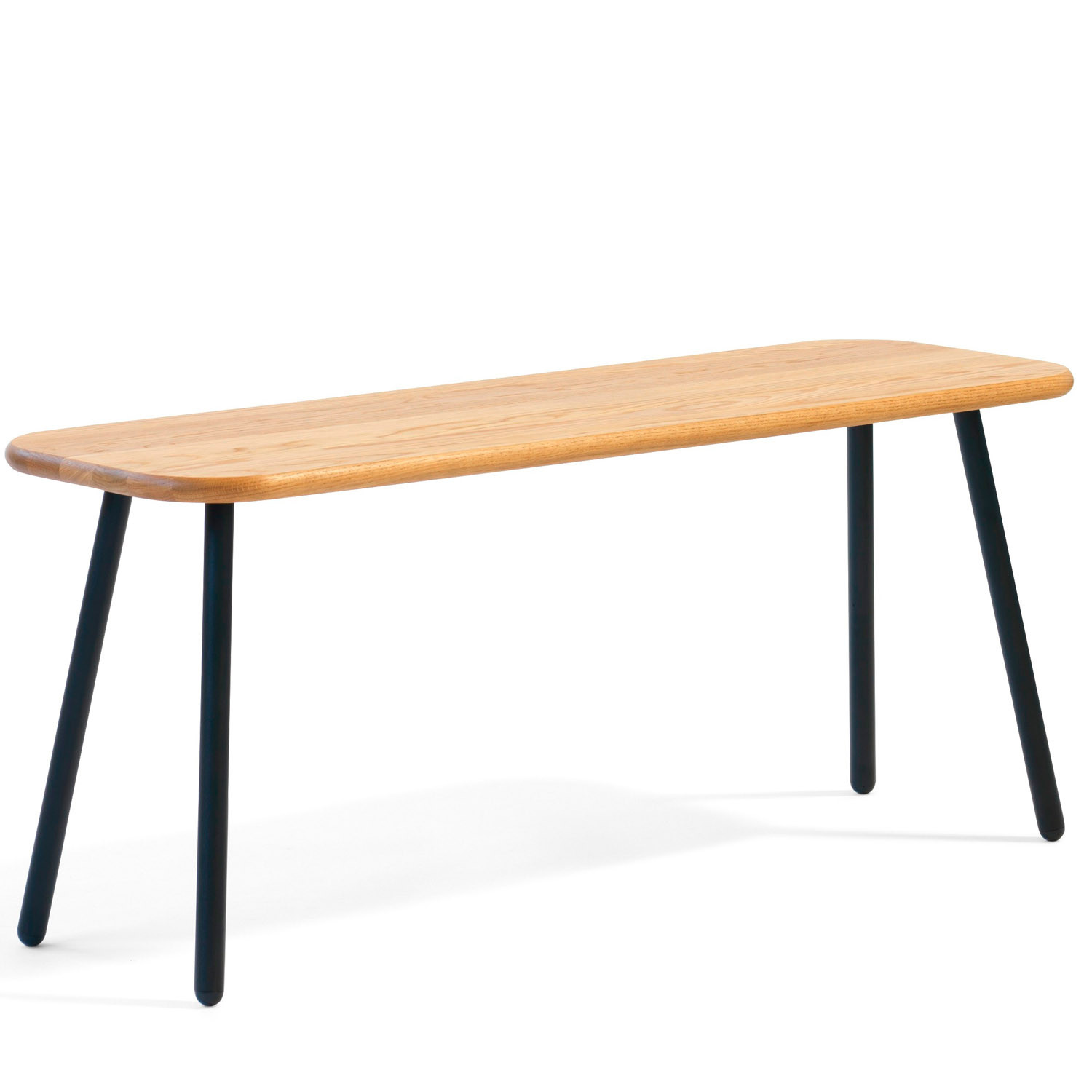 Kaffe Solid Wood Long Dining Table