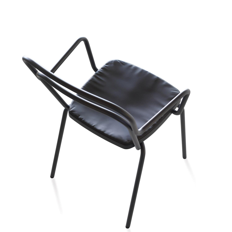 Kaffe Armchair O11 PUR Foam Seat Pad