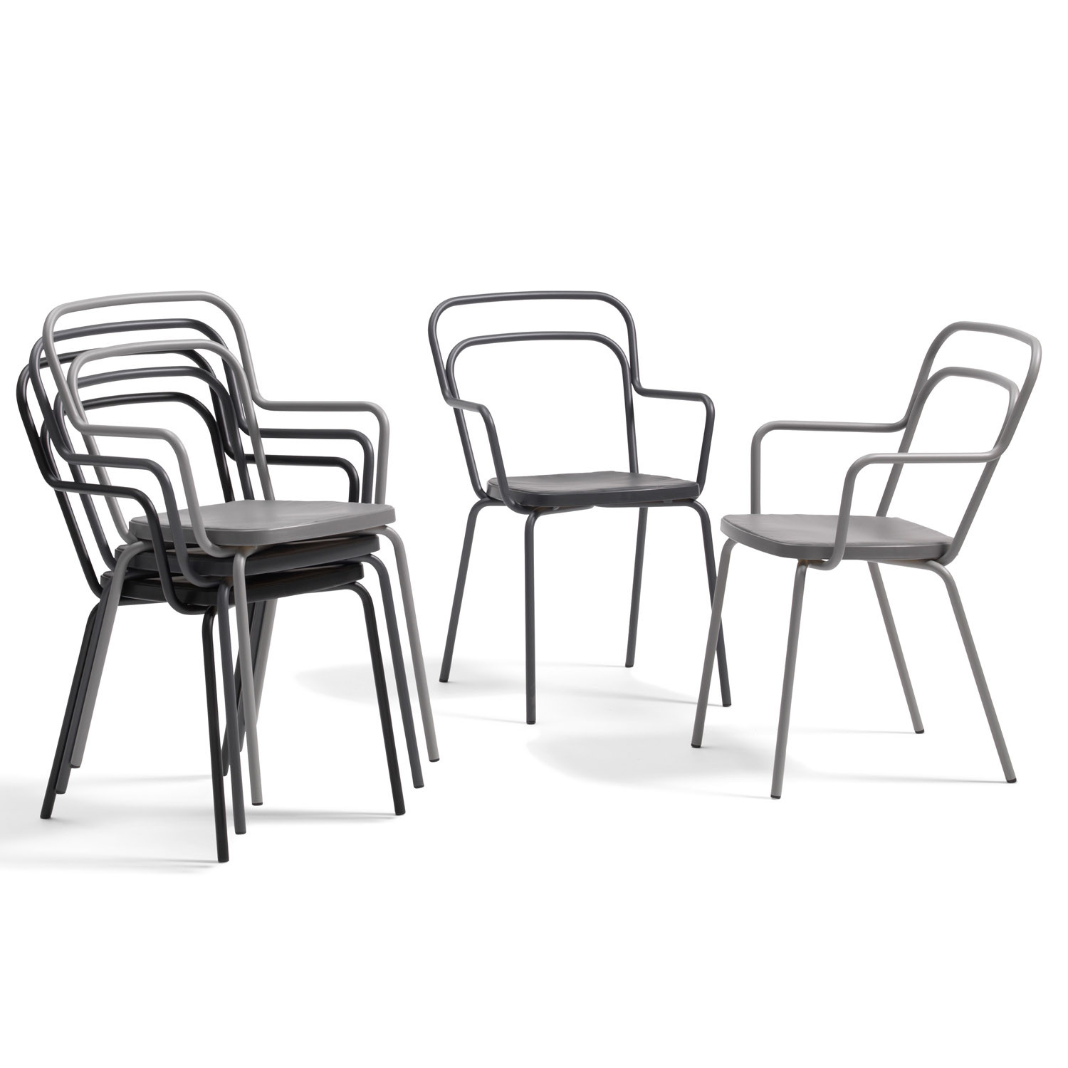 Kaffe Stacking Armchair O11