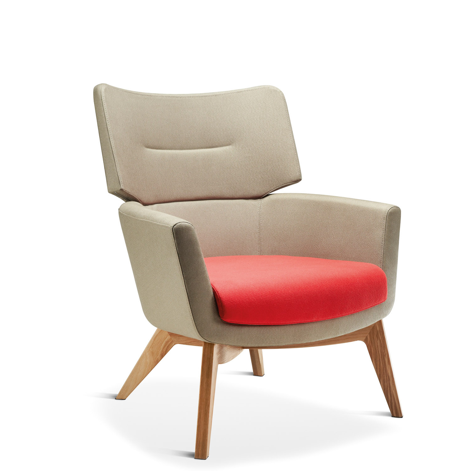 Kala High Back Armchair