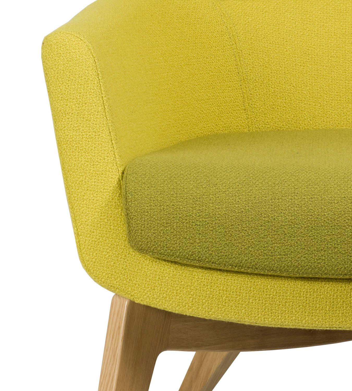 Kala Armchair Upholstery Detail