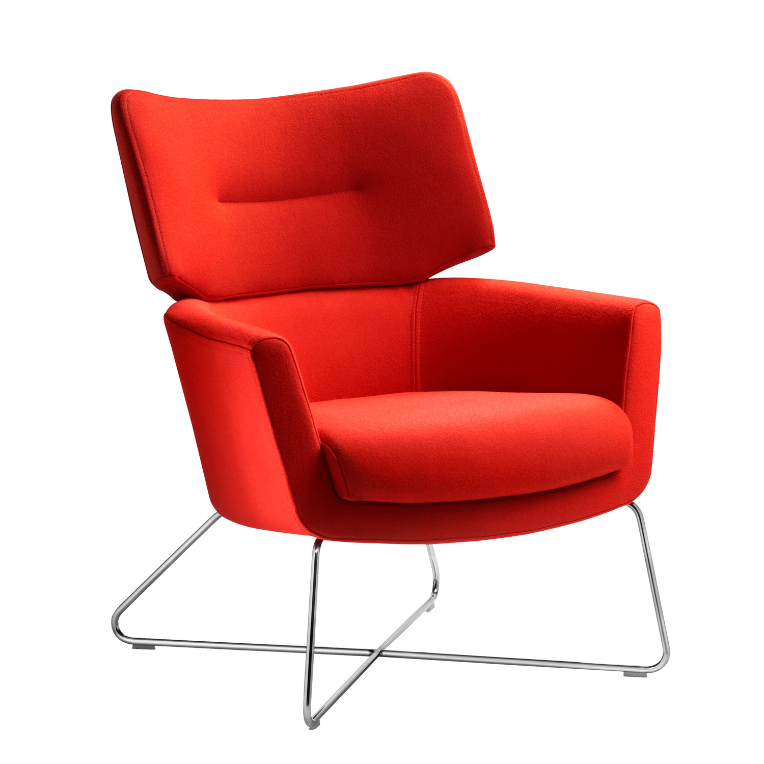 Kala Chair with Wire Frame