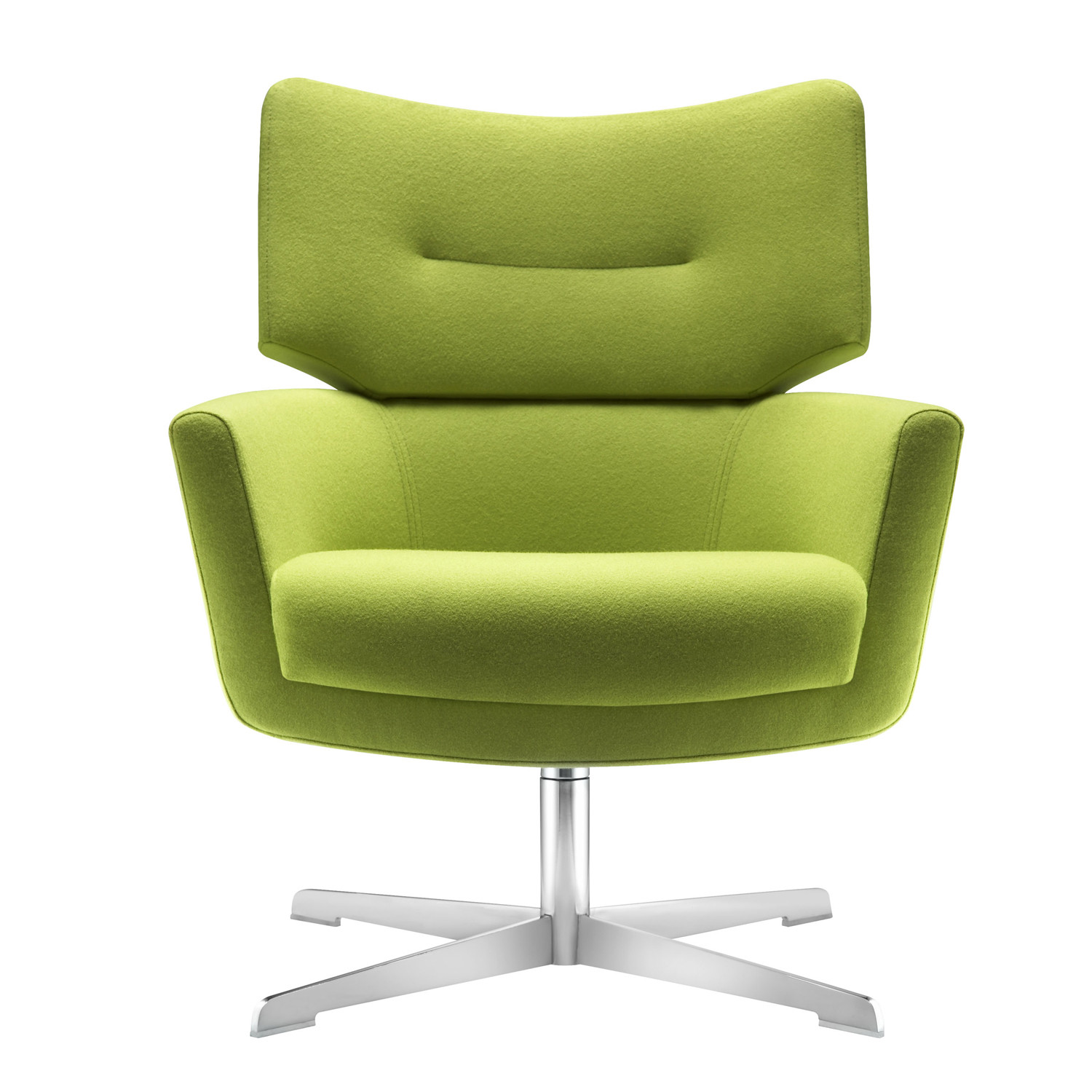 Kala Lounge High Back Swivel Chair