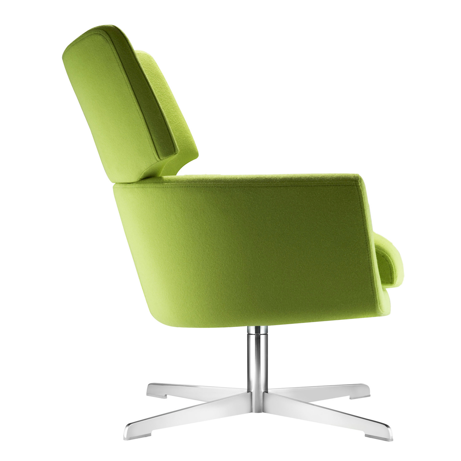 Kala Lounge Chair with 4-Star Base