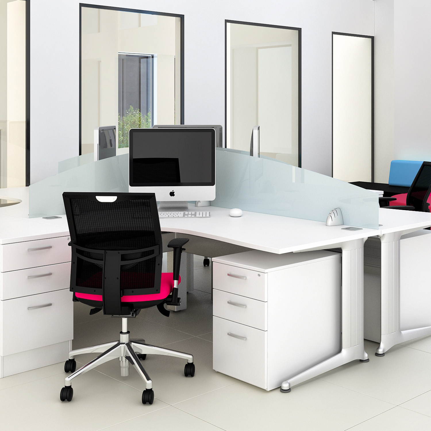 Kassini Workstation Desk