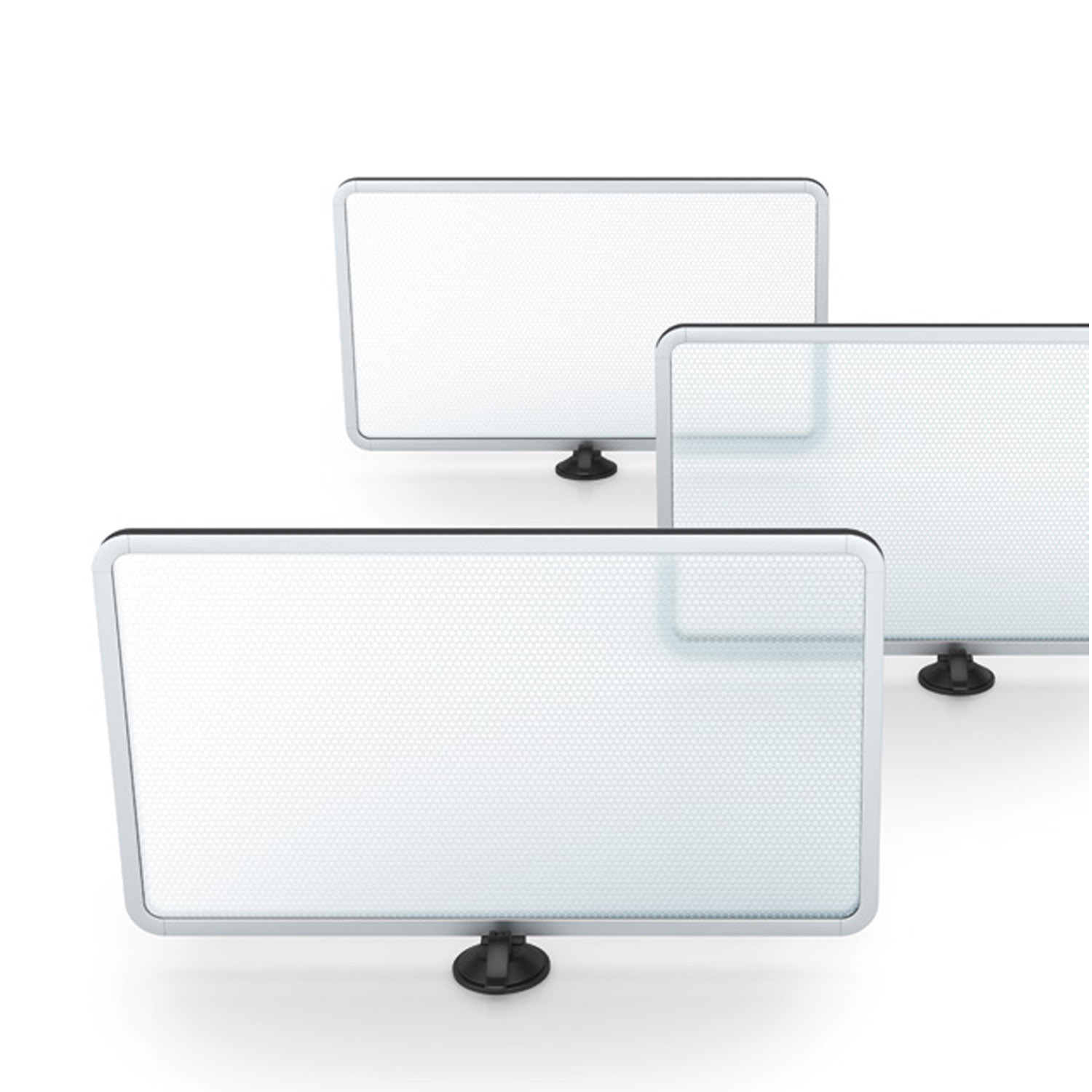 Keko Desk Screen by Mobica Plus