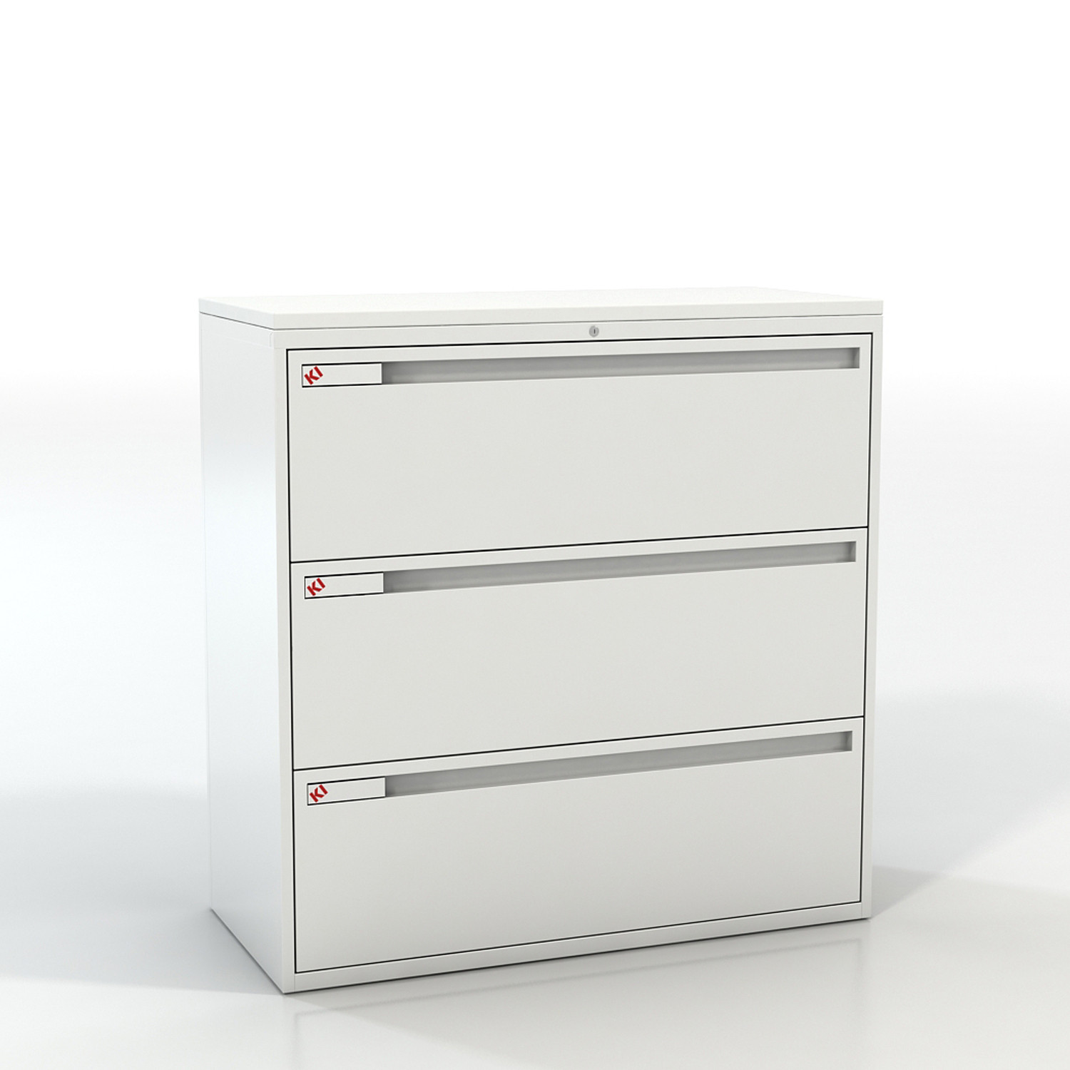 800 Series Lateral Filing Cabinet 3 Drawers