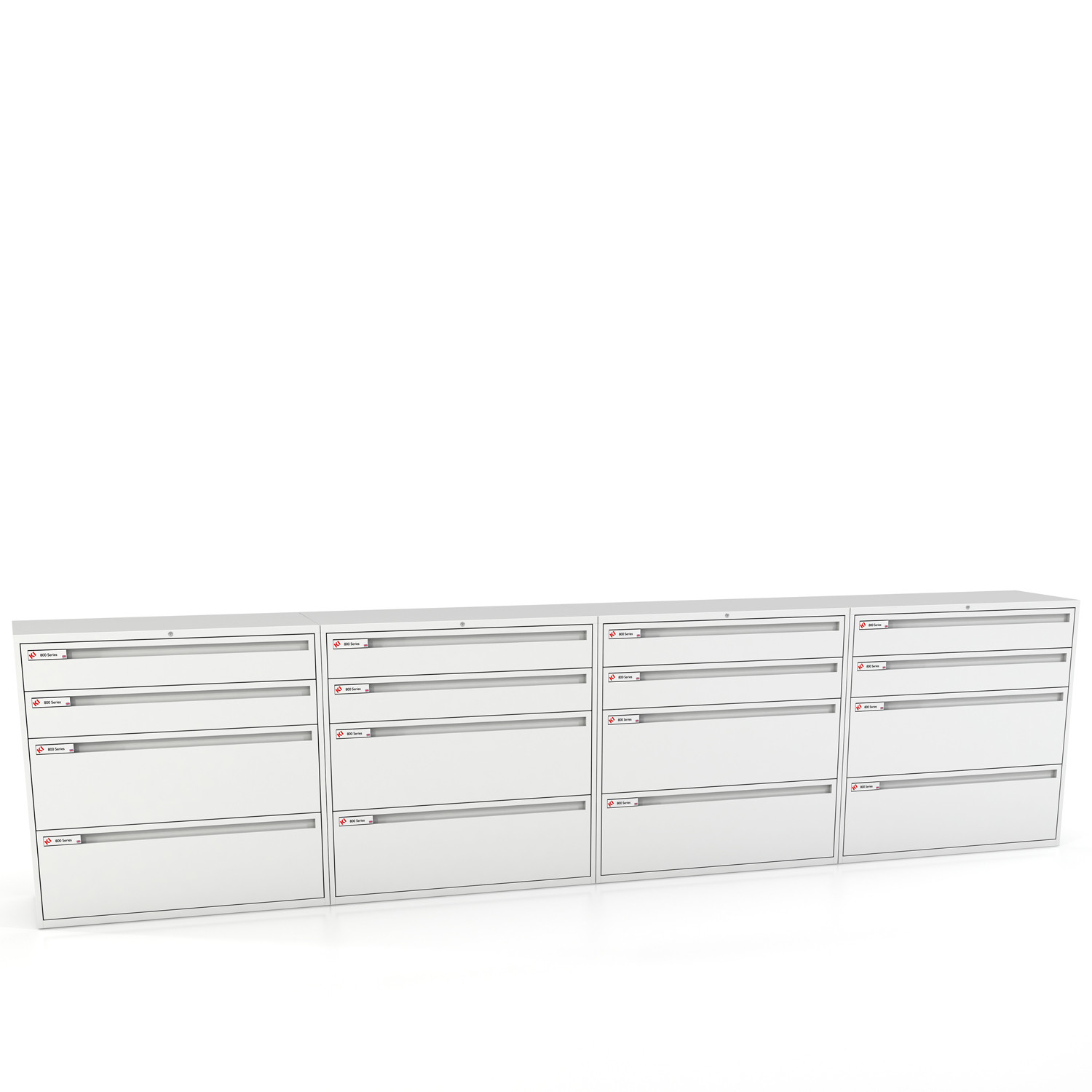 800 Series Lateral Storage System