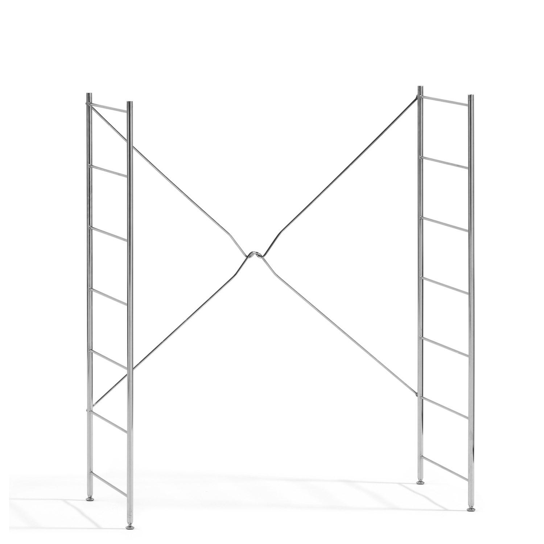 Klim Steel Frame Shelving
