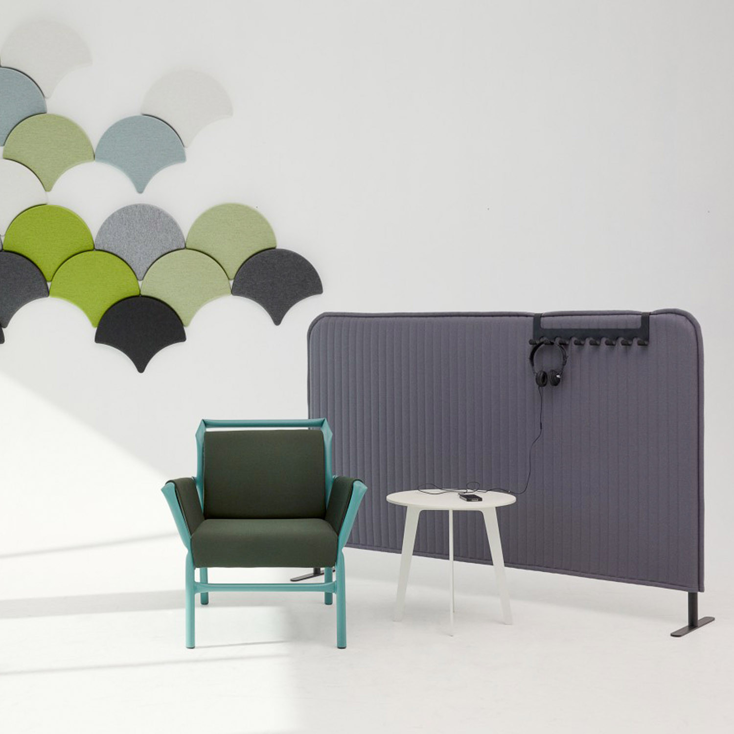 Koja Element Room Divider A50 by Bla Station