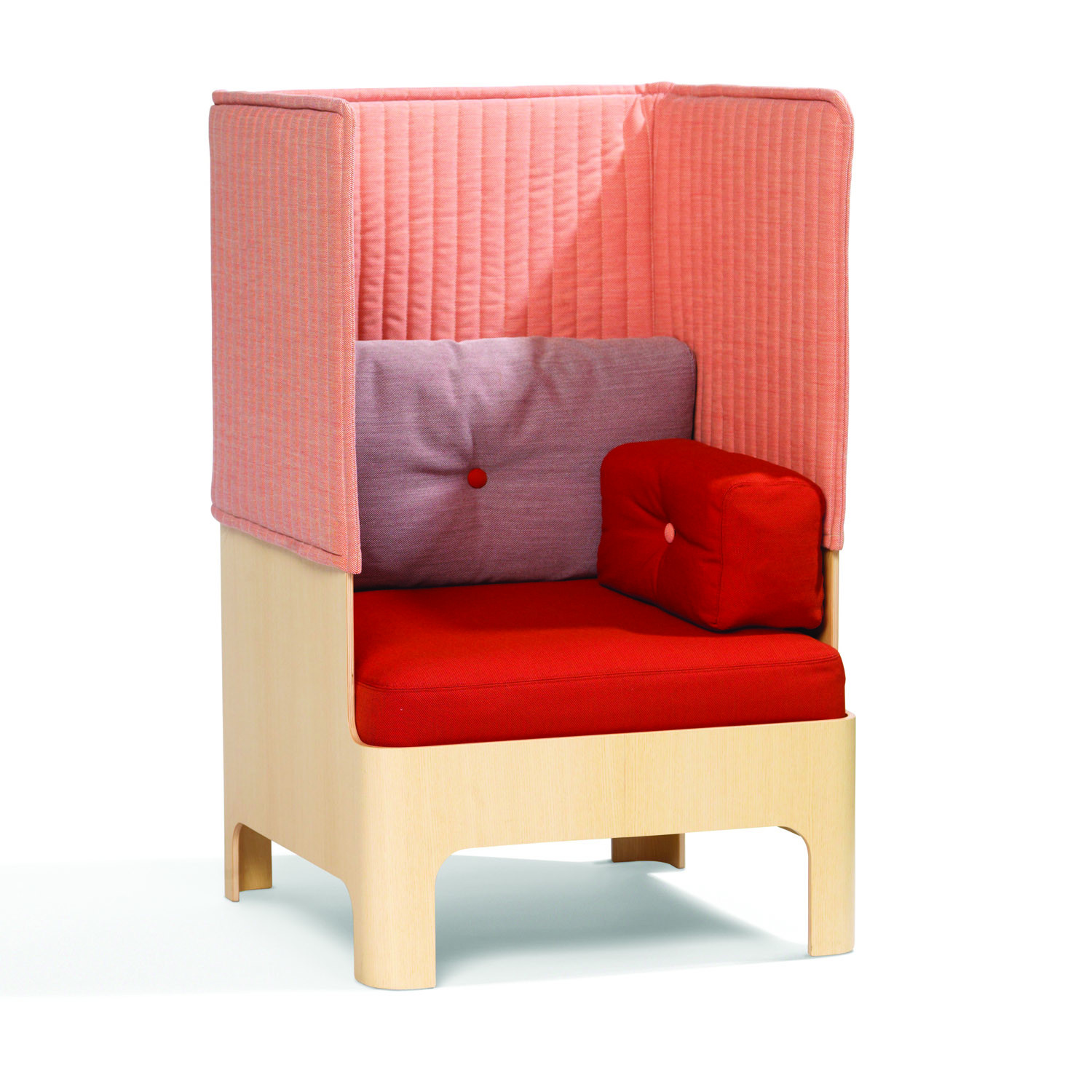 Koja High Back Armchair S51H