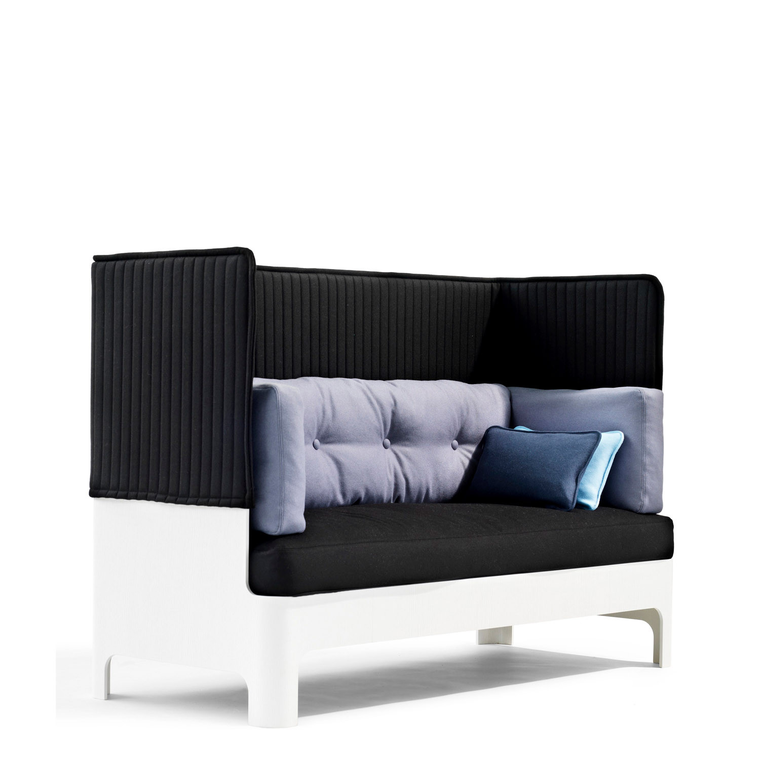 Koja High Back Sofa by Bla Station
