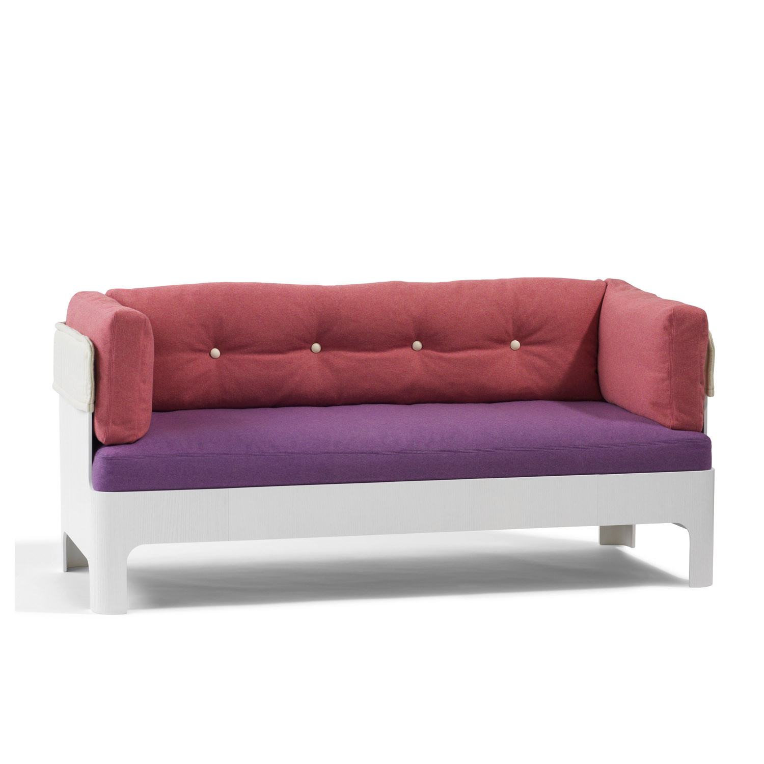 Koja Low Back Sofa S52L