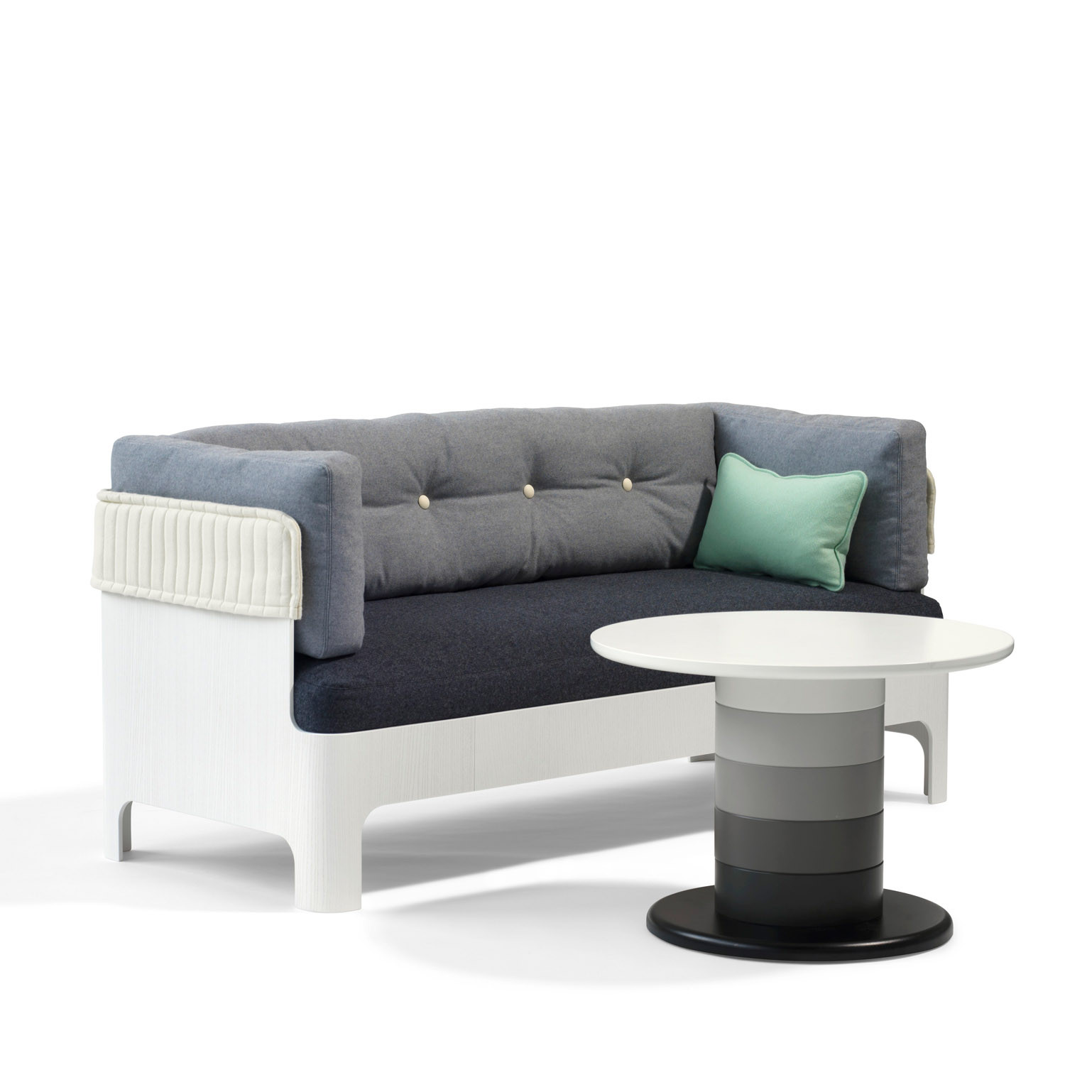 Koja Sofa Low Back S52L
