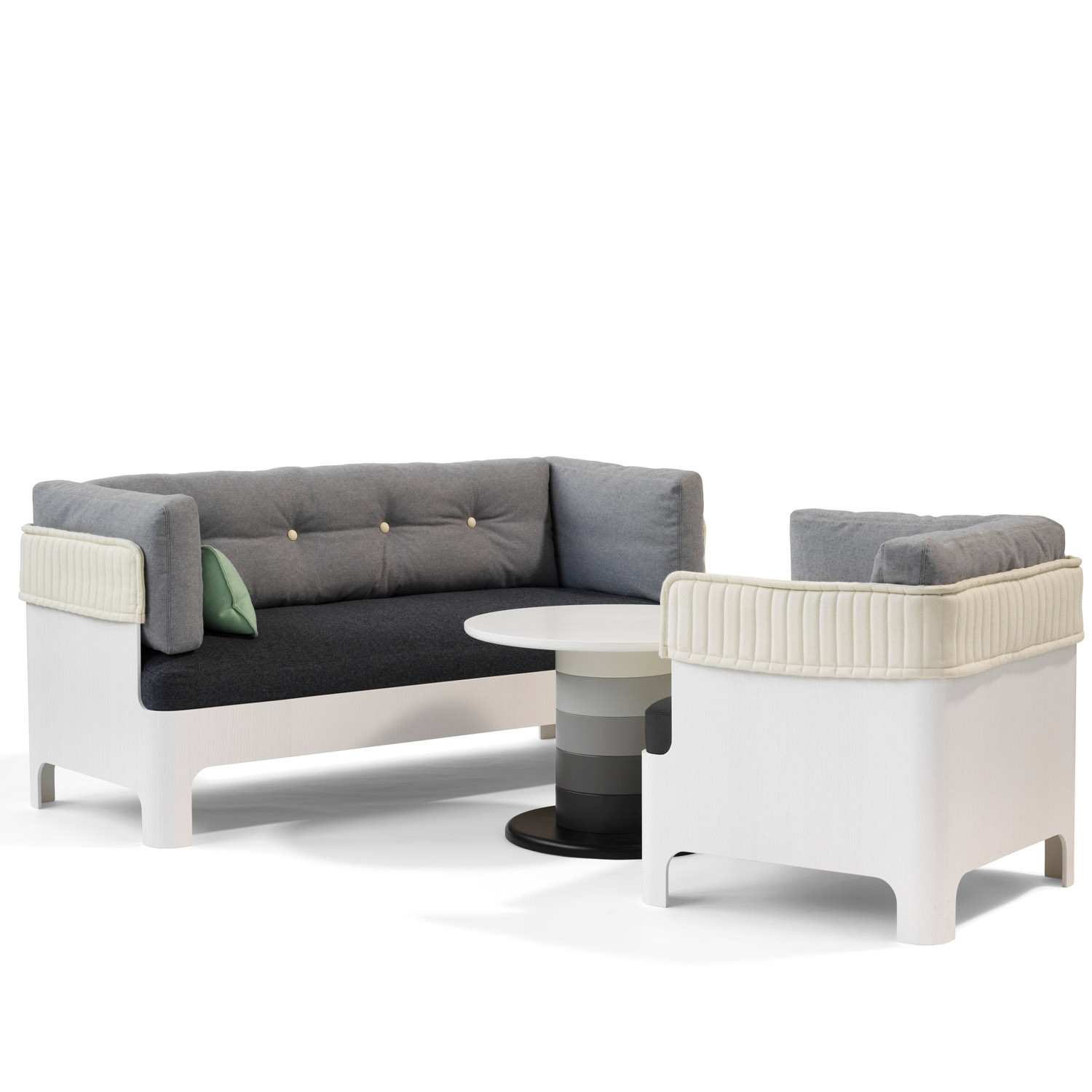 Koja Sofa S52L by Bla Station