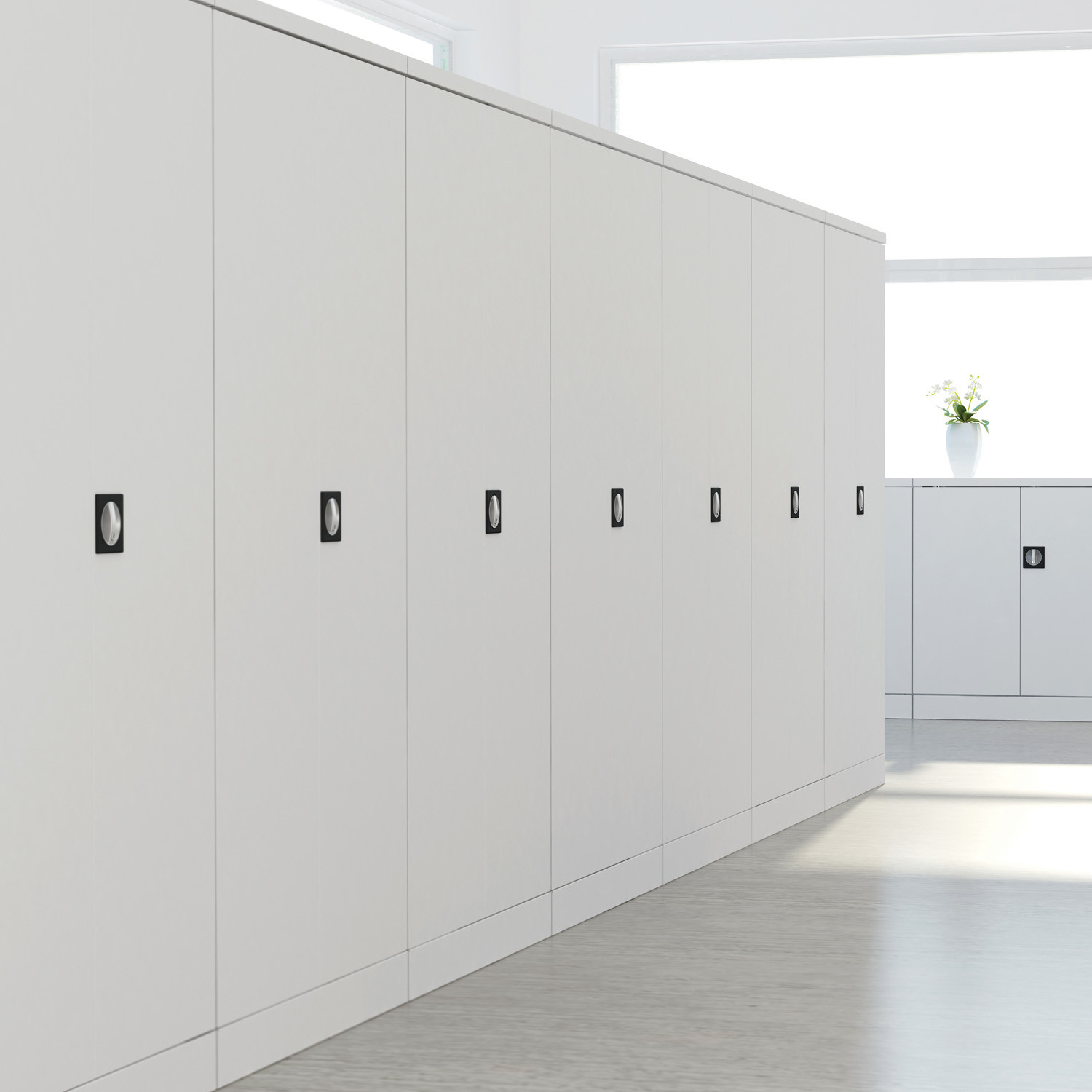 Kontrax Cupboards by Silverline