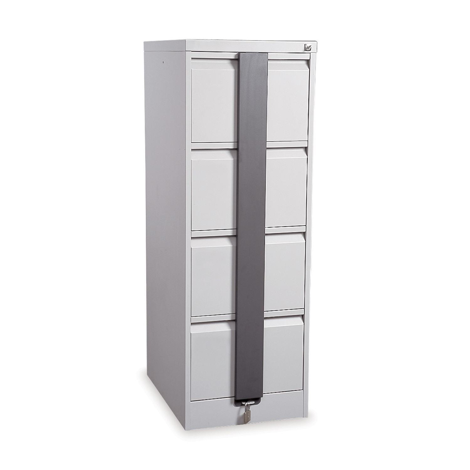 Kontrax Filing Cabinet by Silverline