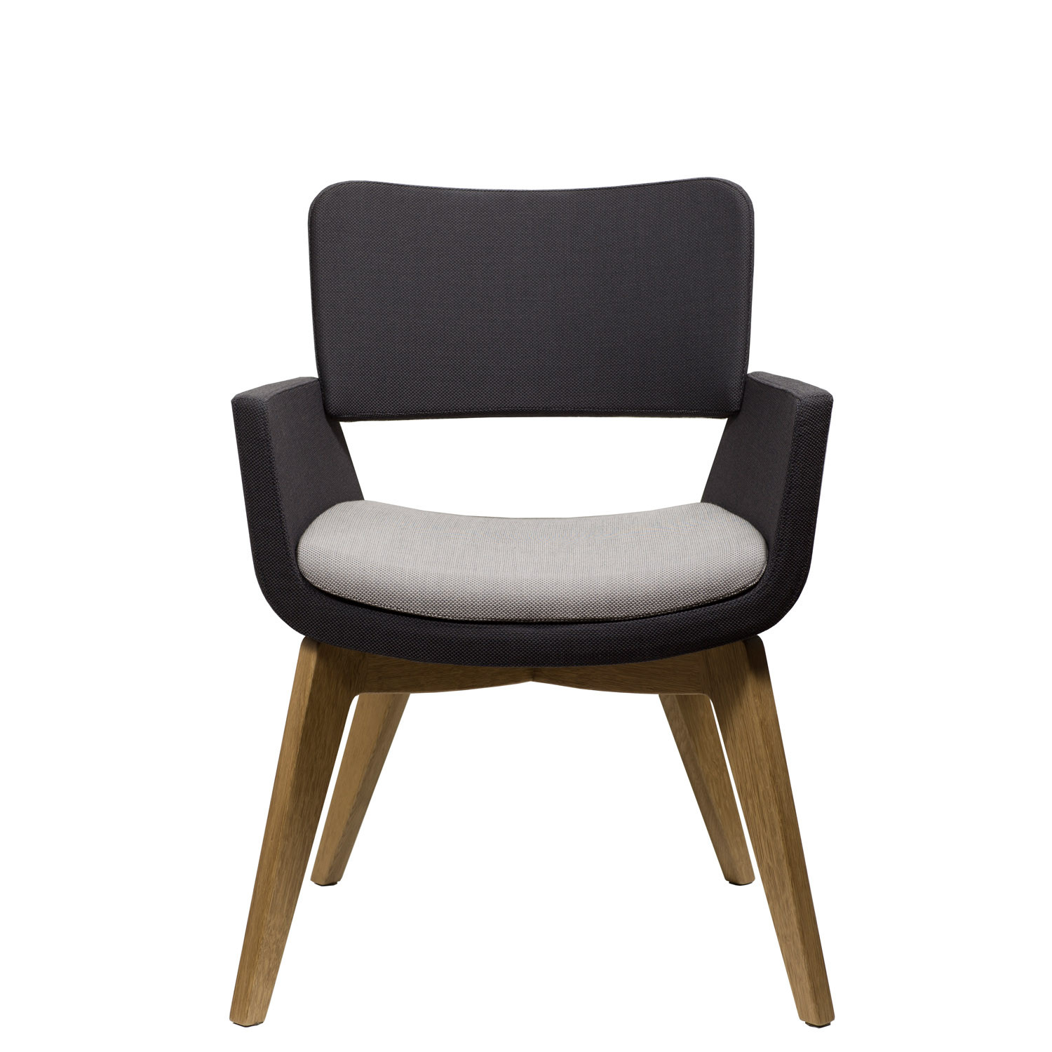 Black Korus Armchair