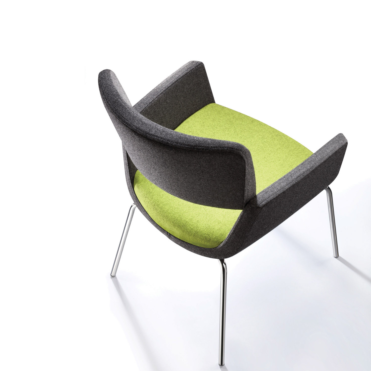 Korus Armchairs by Connection