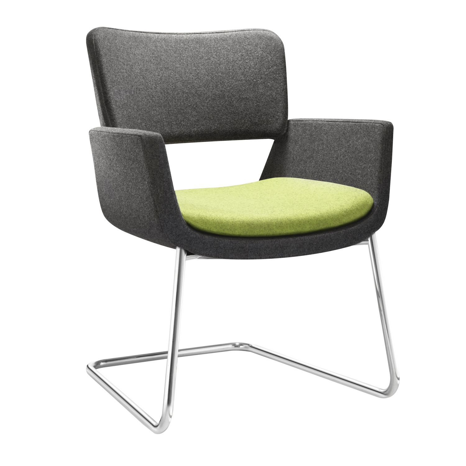Korus Cantilever Chair