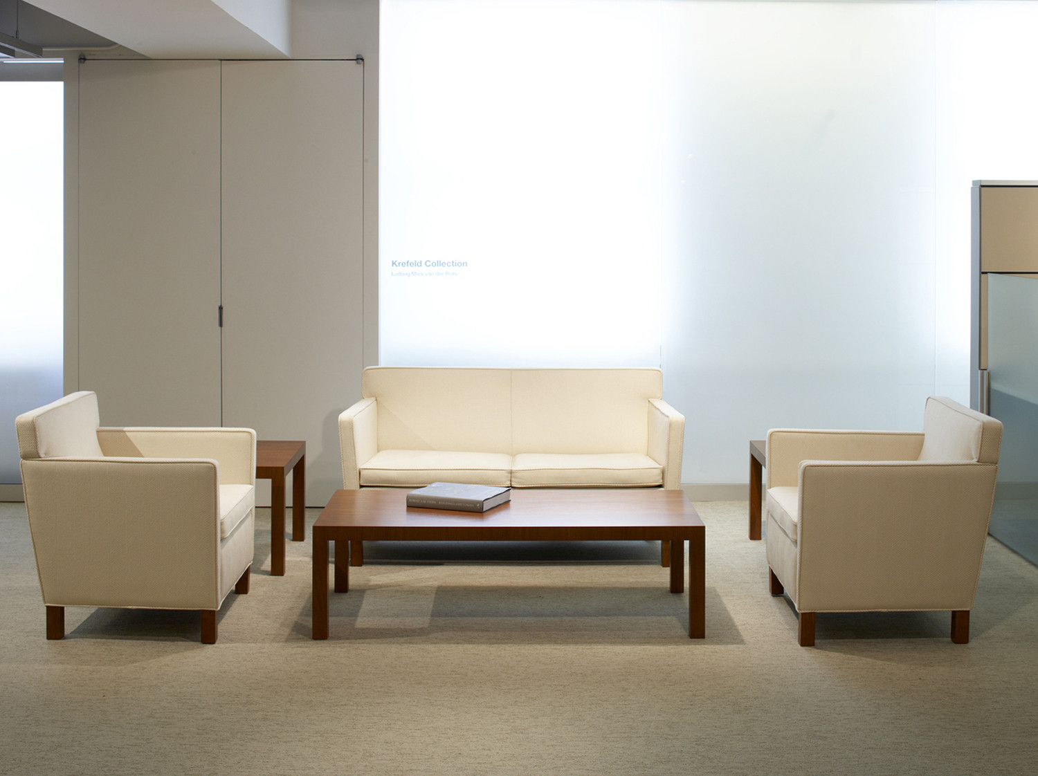 Krefeld Reception Seating