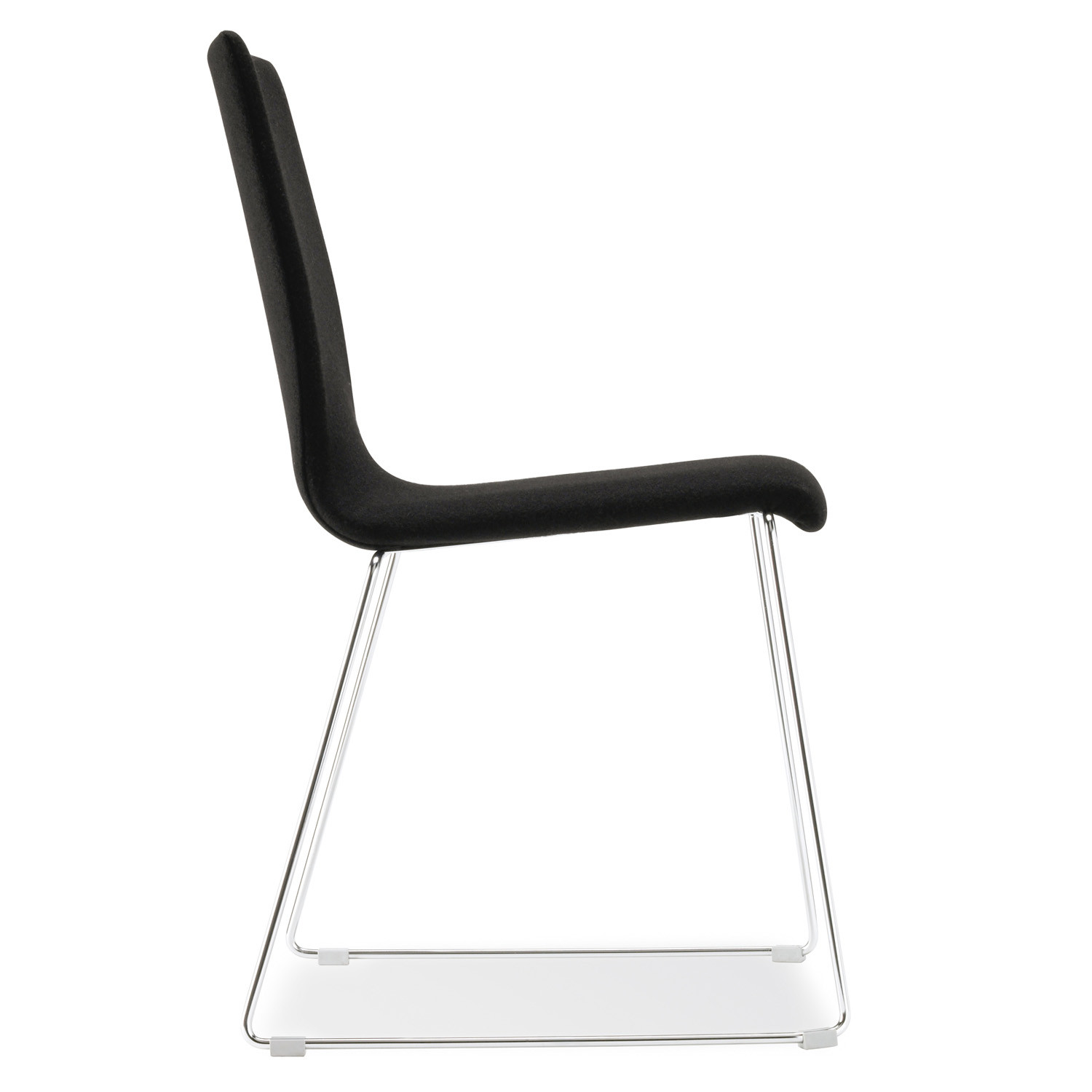 Kuadra Soft Sled Base Chair