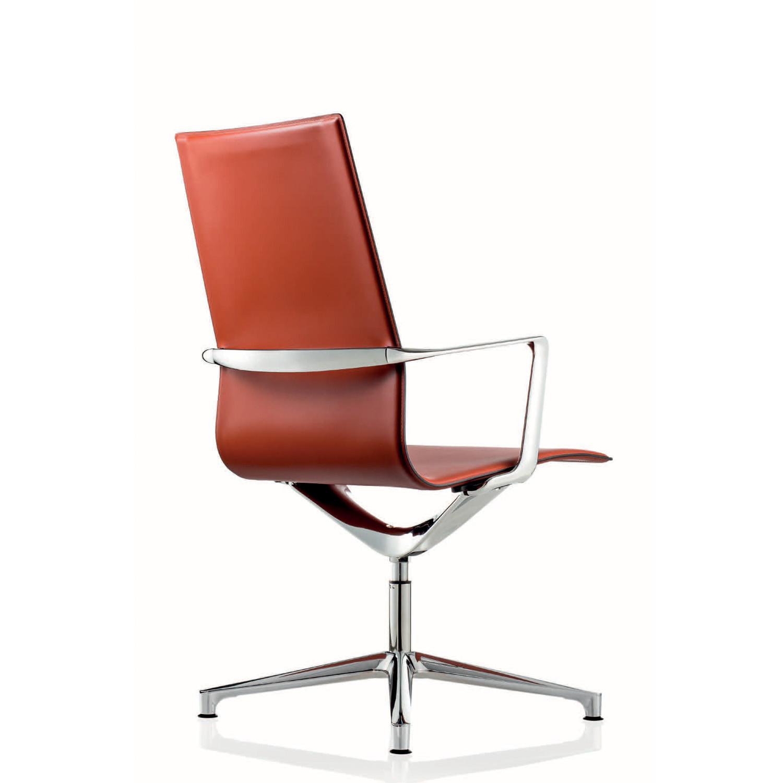 ICF Kuna Meeting Chair Back Detail