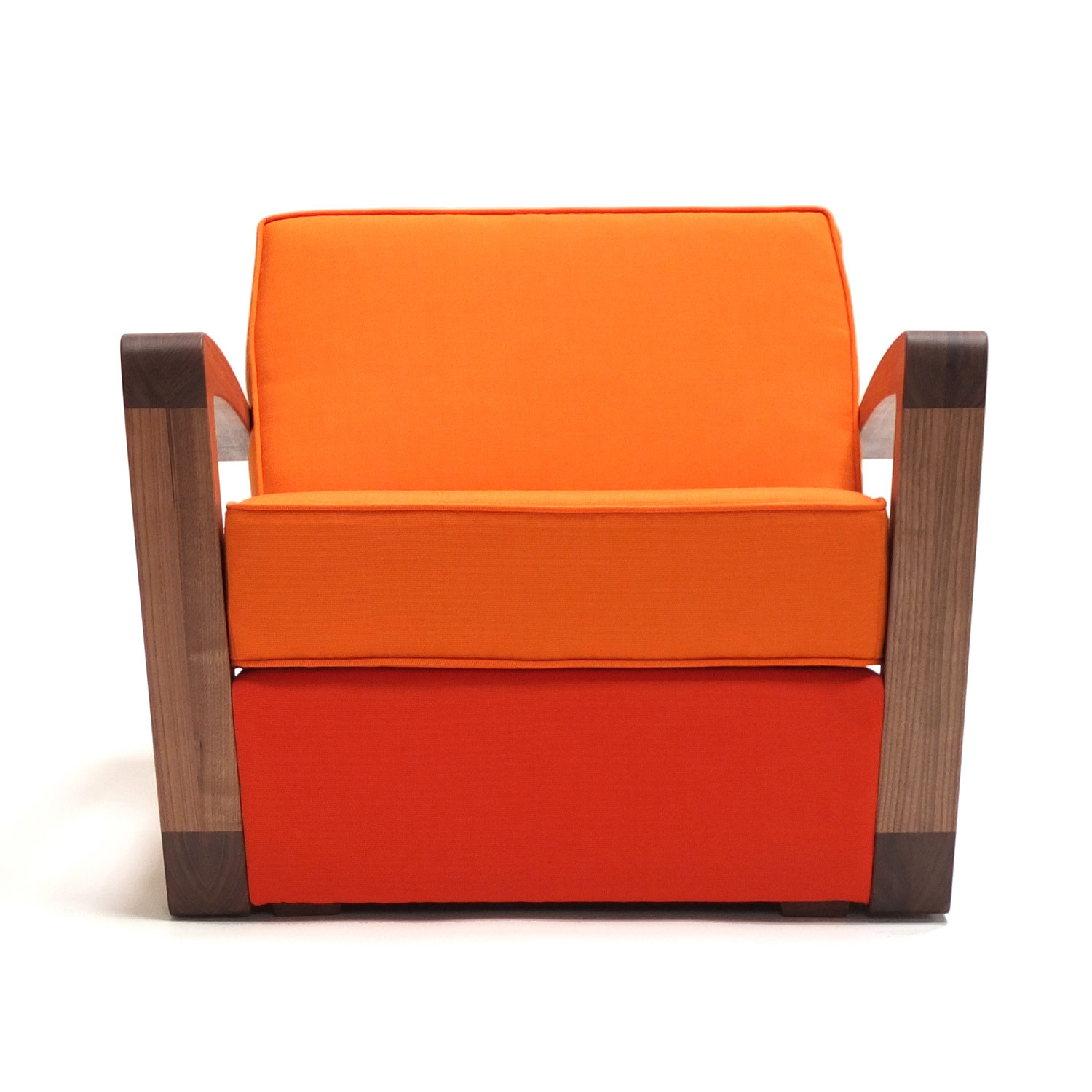 Kustom Armchair Front View