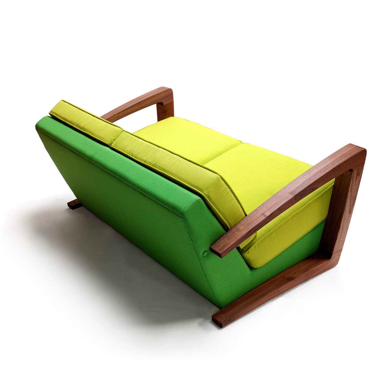 Kustom Hardwood Sofa