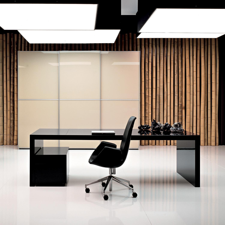 Kyo Executive Office Desk by Martex