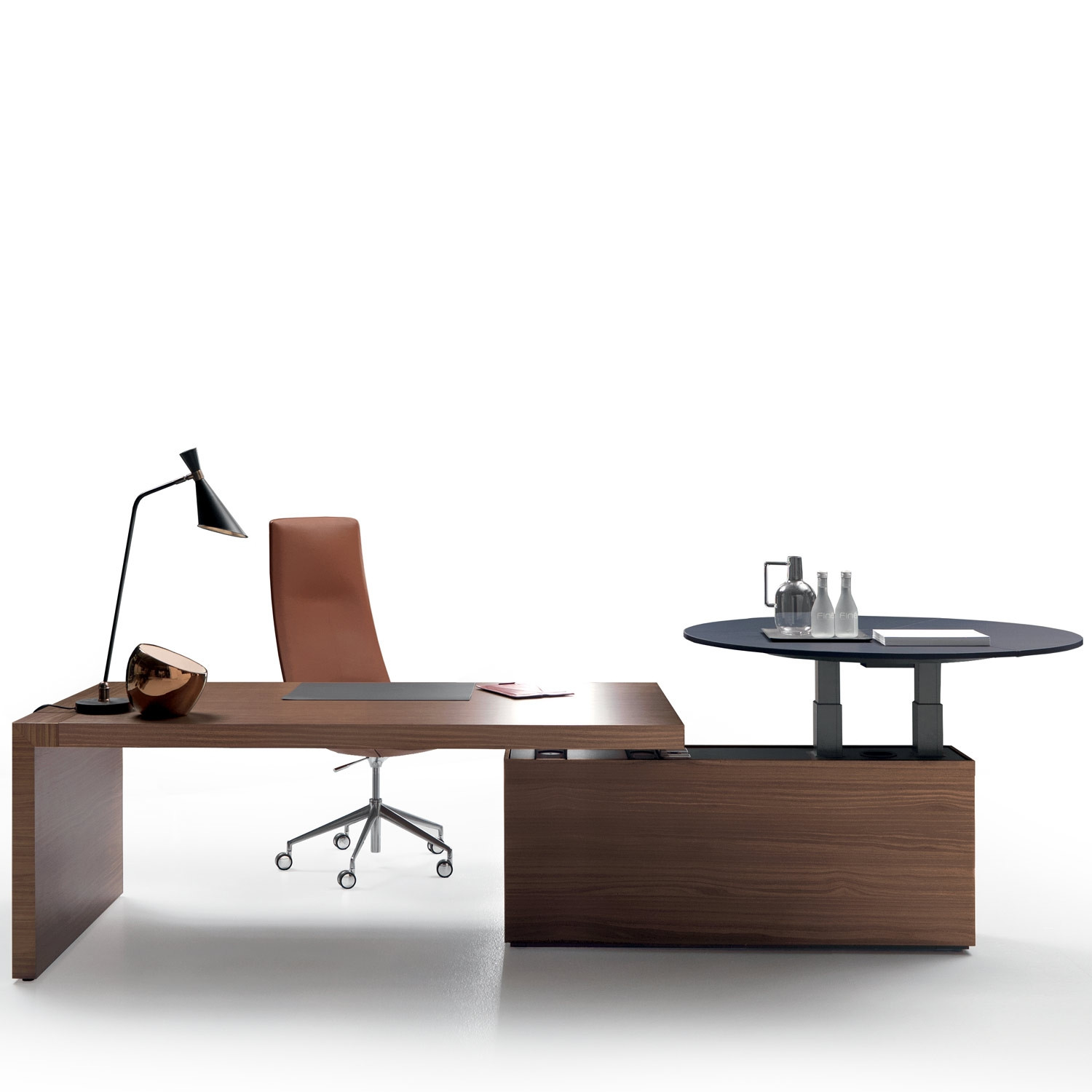 Kyo Sit-Stand Executive Desk