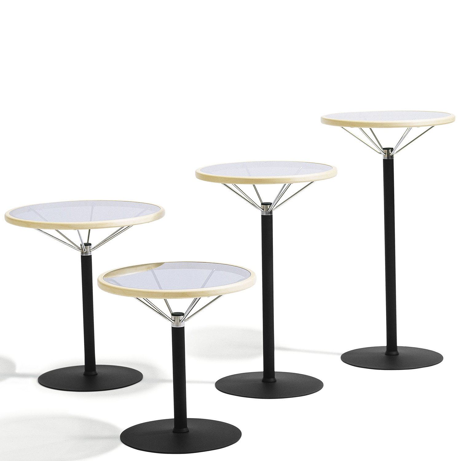 L1 Tables by Börge Lindau