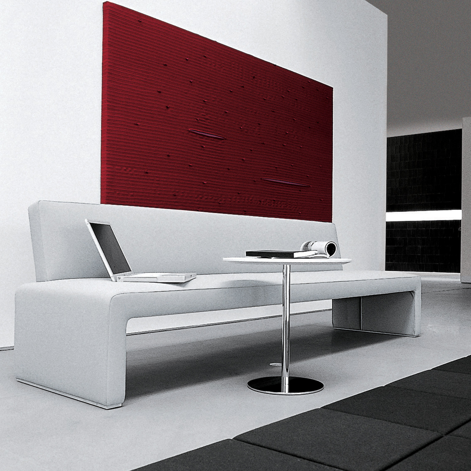Labanca Sofa Bench by Tacchini