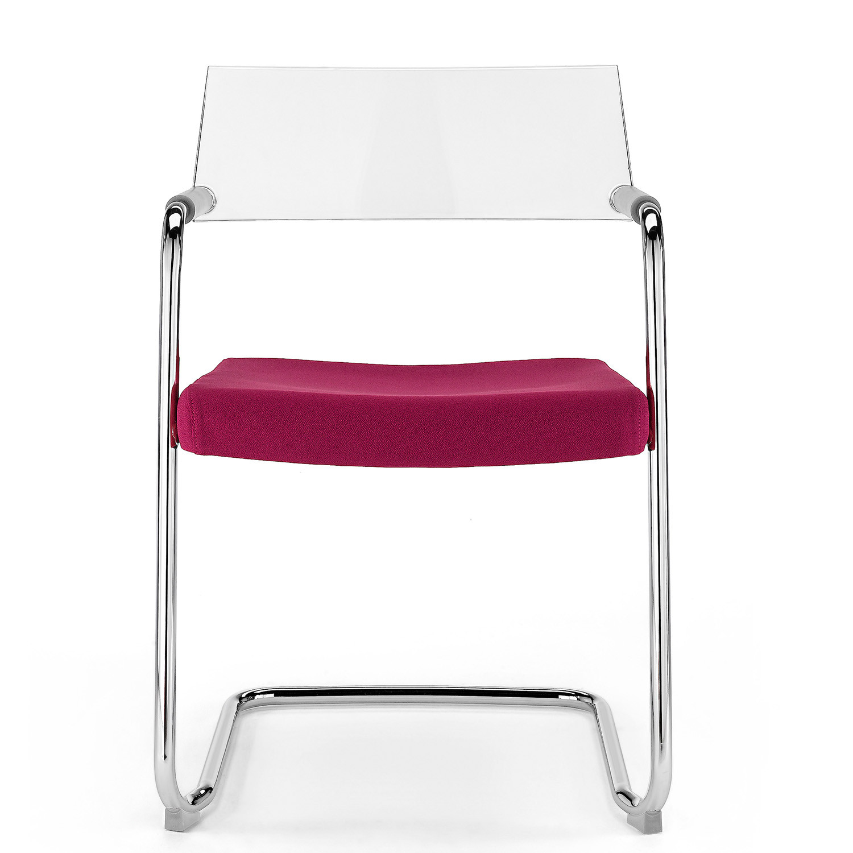 La mesh Visitor Chair