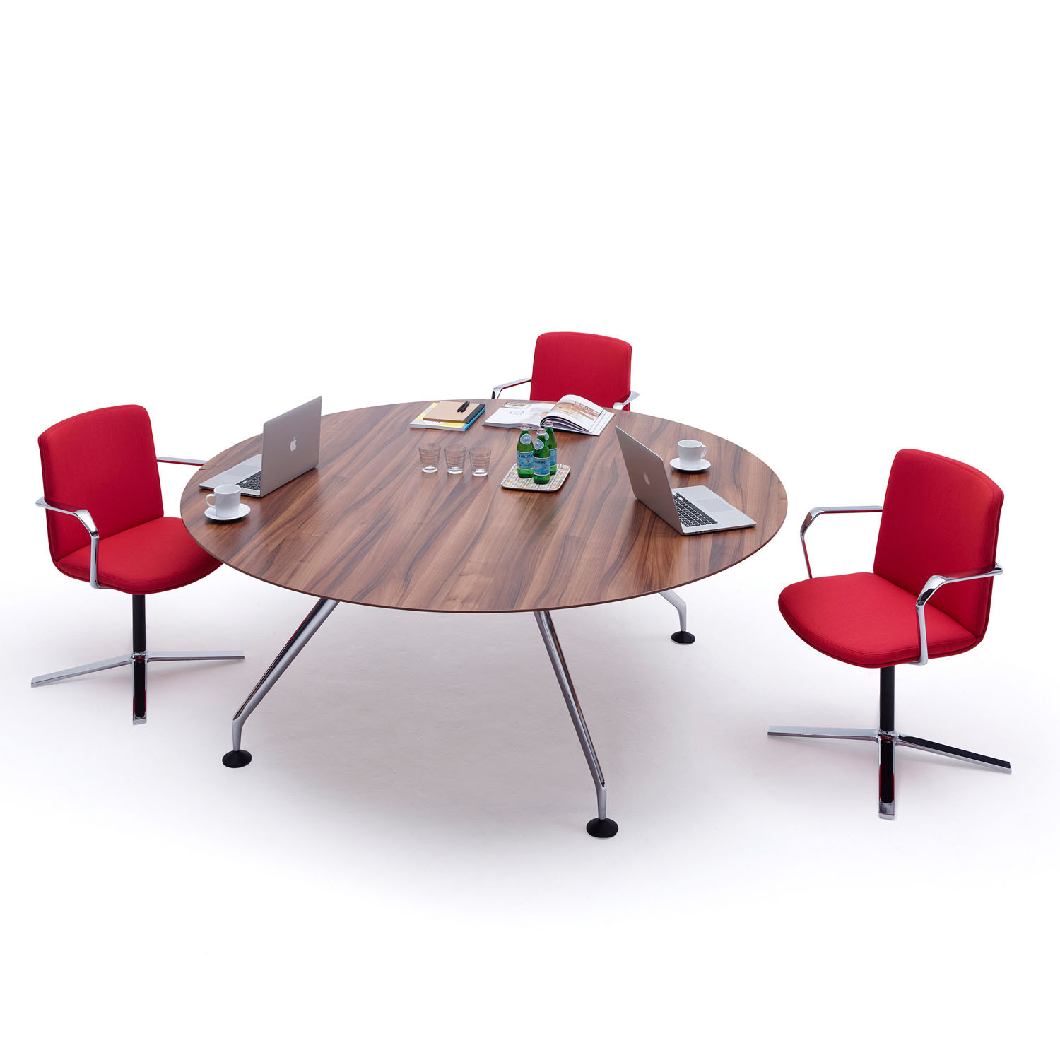 Lano Round Meeting Table