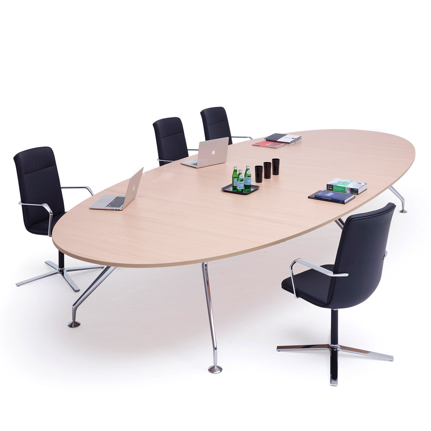 Lano Oval Meeting Table