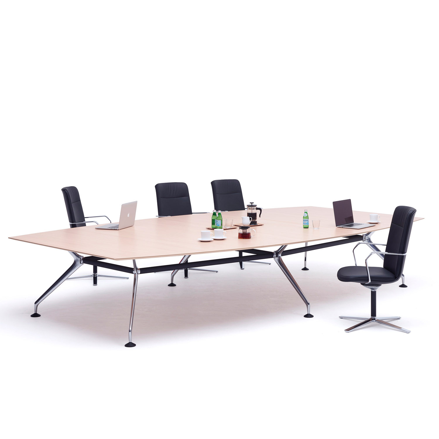 Lano Tables with cable management