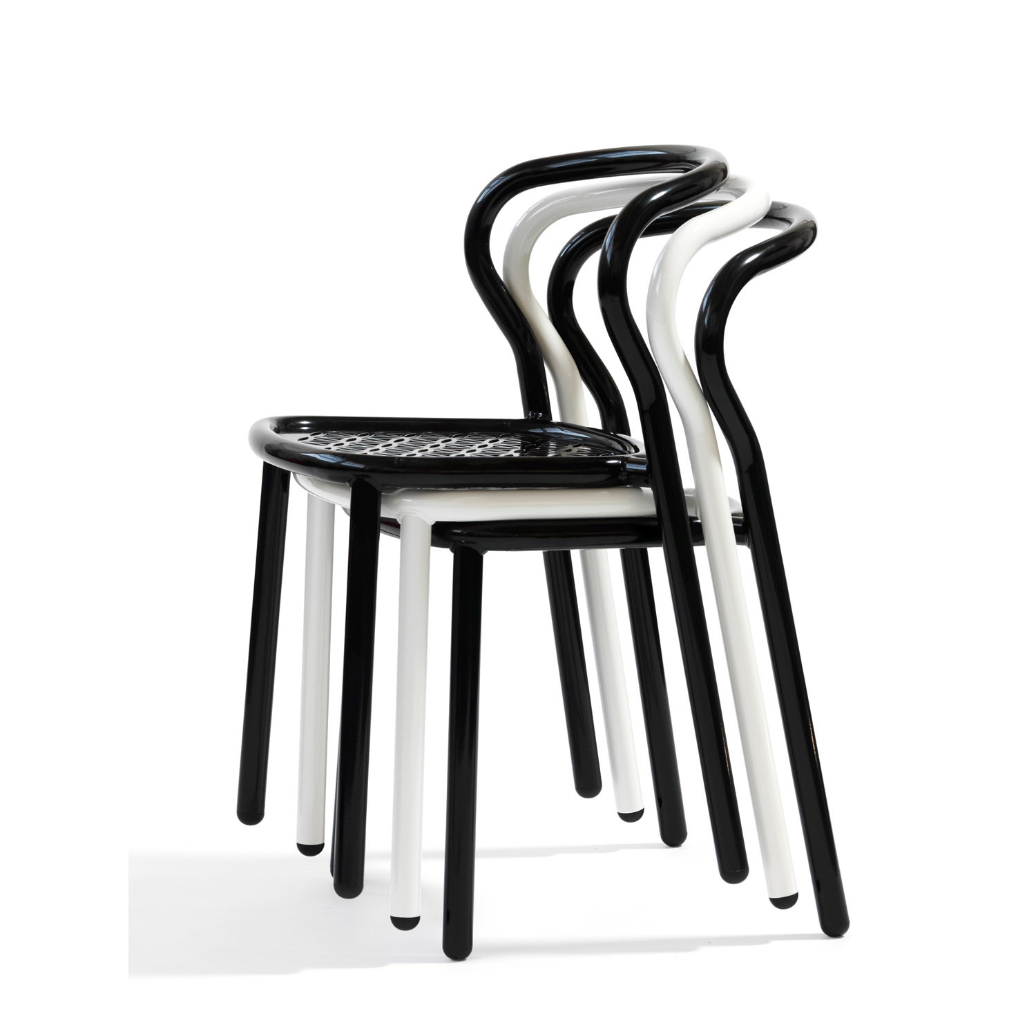 Latte Stacking Chair O26
