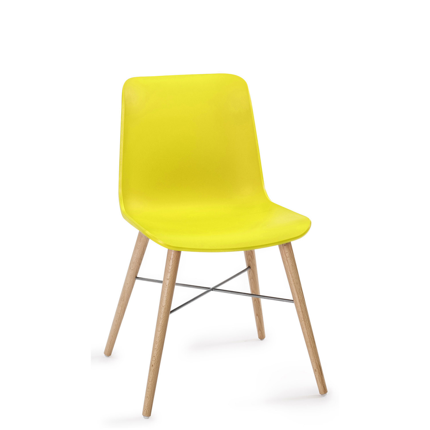 Connection Laurel Chair in Yellow