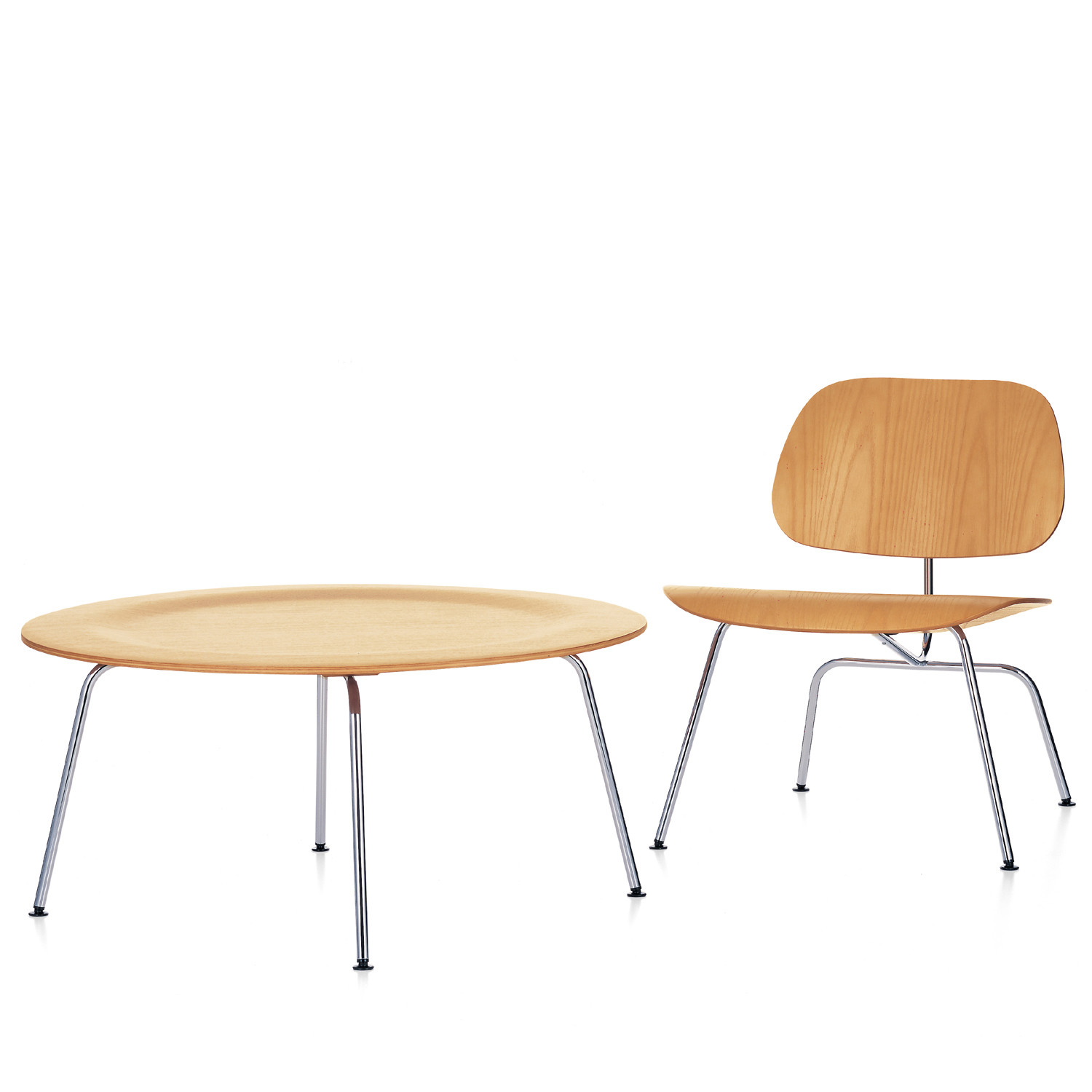 LCM Plywood Group Chair & Table