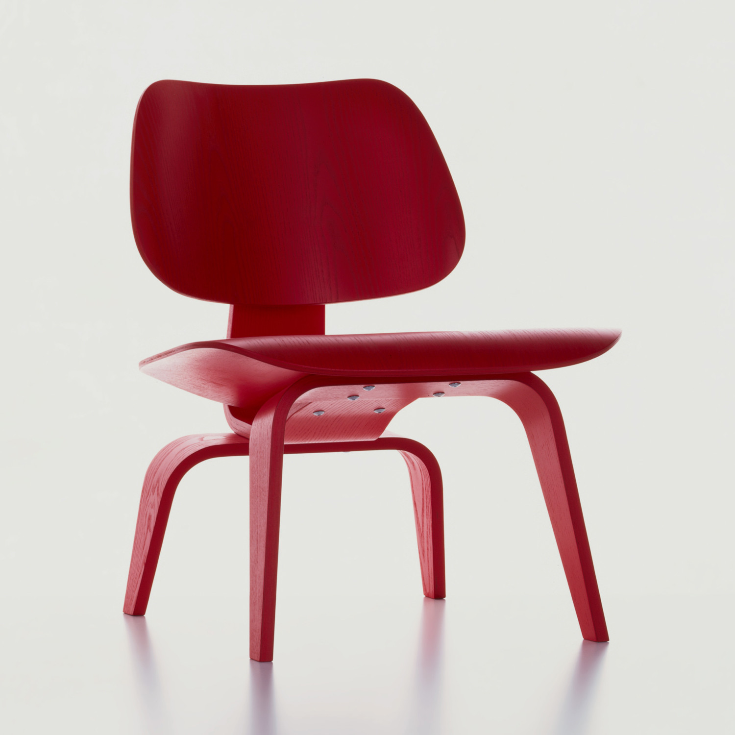 Red Plywood Group LCW Chair
